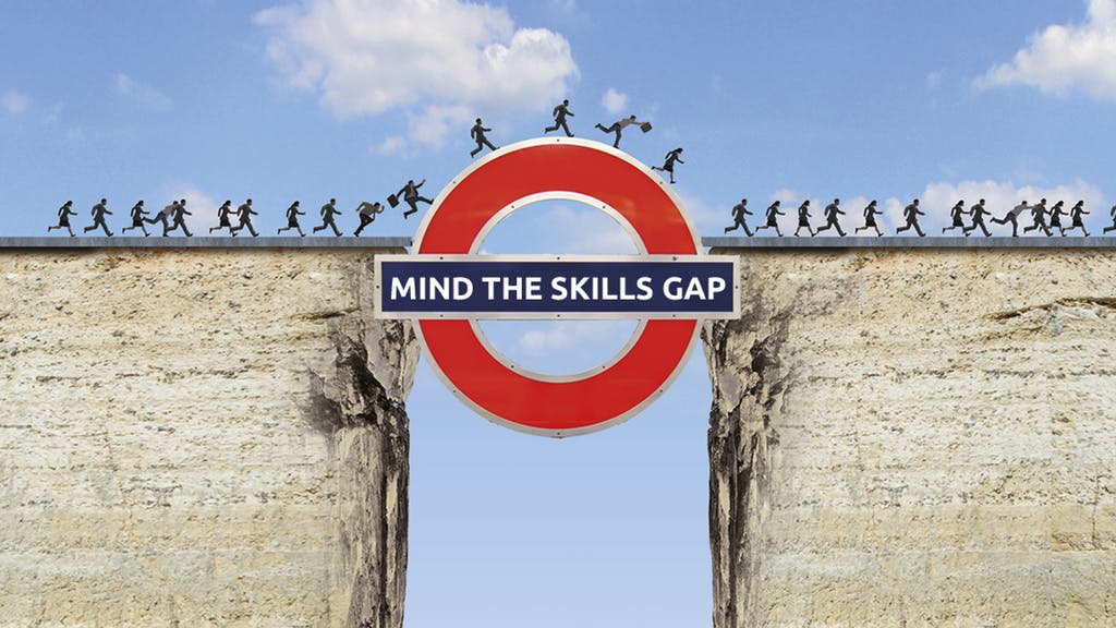 Mind the skills gap